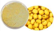 产品名称:大豆蛋白粉固体质量标准: 菌落总数≤1000cfu/g;霉菌酵母菌≤50cfu/g;大肠菌群≤3.0MPN/g;水分≤7.0。比重根据生产需求定制。